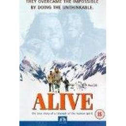 Alive [DVD] [1993]